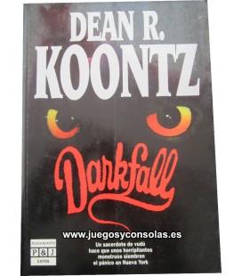 DARKFALL - DEAN R. KOONTZ - P&J