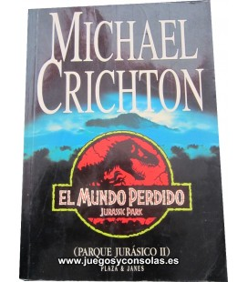 EL MUNDO PERDIDO - PARQUE JURASICO 2 - MICHAEL CRICHTON - P&J