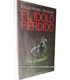 EL IDOLO PERDIDO - DOUGLAS PRESTON / LINCOLN CHILD - CIRCULO DE LECTORES