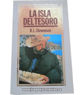 LA ISLA DEL TESORO - R.L. STEVENSON - LAS GRANDES NOVELAS DE AVENTURAS 1 - EDICIONES ORBIS