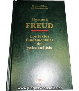 SIGMUND FREUD - LOS TEXTOS FUNDAMENTALES DEL PSICOANALISIS - ALTAYA - GRANDES OBRAS DEL PENSAMIENTO