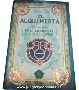 EL ALQUIMISTA - LOS SECRETOS DEL INMORTAL NICOLAS FLAMEL - MICHAEL SCOTT - ROCA JUNIOR