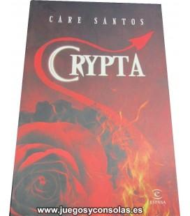 CRYPTA - CARE SANTOS - ESPASA
