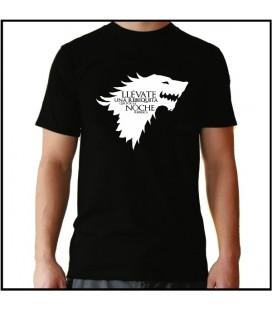 Juego de Tronos llevate una rebequita que por la noche refresca camiseta