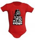 Star Wars he pasado 9 meses en el lado oscuro body bebe