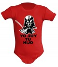 SW Vader yo soy tu hijo body bebe