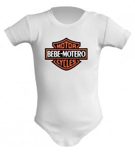 Harley davidson bebe motero body bebe