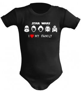 SW I love my family body bebe color
