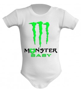 Monster Energy Baby body bebe