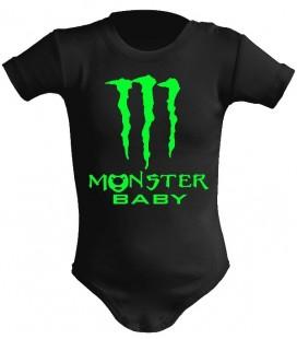 Monster Baby body bebe color