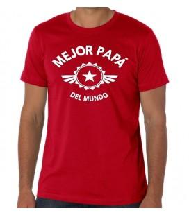 Mejor Papa del Mundo camiseta