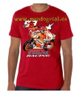 Marc Motos Racing camiseta roja
