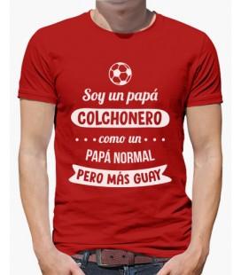 Camiseta Padre Colchonero