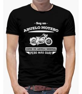 Camiseta Abuelo Motero