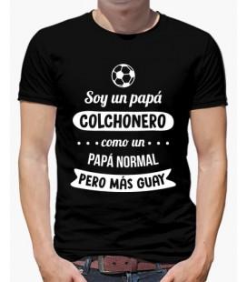 Camiseta Papa colchonero