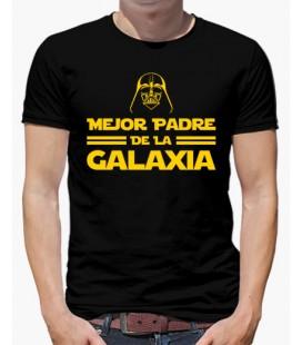 Camiseta Mejor padre Star Wars