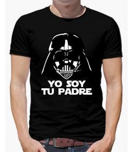 Camiseta Yo soy tu padre Star Wars