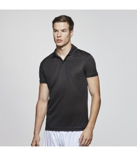 POLO SILVERSTONE NEGRO (OUTLET)